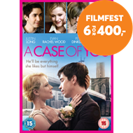 Produktbilde for A Case Of You (UK-import) (DVD)
