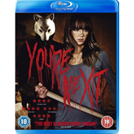 Produktbilde for You're Next (UK-import) (BLU-RAY)