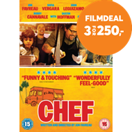 Produktbilde for Chef (UK-import) (DVD)