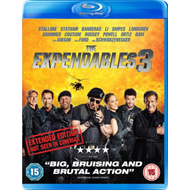 Produktbilde for The Expendables 3: Extended Edition (UK-import) (BLU-RAY)