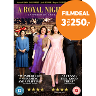 Produktbilde for A Royal Night Out (UK-import) (DVD)