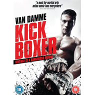 Produktbilde for Kickboxer (UK-import) (DVD)