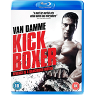 Produktbilde for Kickboxer (UK-import) (BLU-RAY)