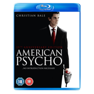 Produktbilde for American Psycho (UK-import) (BLU-RAY)