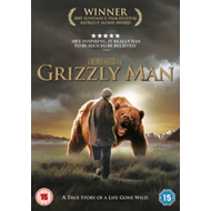 Produktbilde for Grizzly Man (UK-import) (DVD)