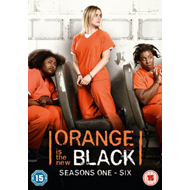 Produktbilde for Orange Is The New Black: Seasons 1-6 (UK-import) (DVD)