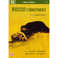 Produktbilde for Rocco And His Brothers - Special Edition (UK-import) (DVD)