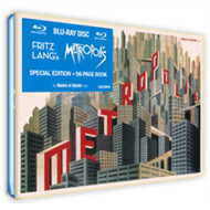 Produktbilde for Metropolis - Reconstructed & Restored Edition (UK-import) (BLU-RAY)