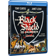 Produktbilde for The Black Shield Of Falworth (UK-import) (BLU-RAY)
