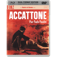 Produktbilde for Accattone (UK-import) (Blu-ray + DVD)