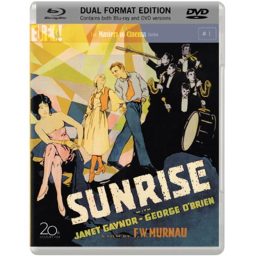 Sunrise (UK-import) (Blu-ray + DVD)