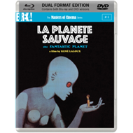 Produktbilde for La Planete Sauvage (UK-import) (Blu-ray + DVD)