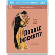 Produktbilde for Double Indemnity (UK-import) (BLU-RAY)