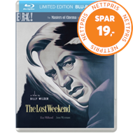 Produktbilde for The Lost Weekend (UK-import) (BLU-RAY)