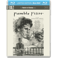 Produktbilde for Rumble Fish (UK-import) (BLU-RAY)