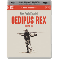 Produktbilde for Oedipus Rex (UK-import) (Blu-ray + DVD)