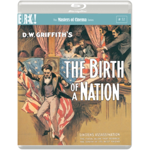 The Birth Of A Nation (UK-import) (BLU-RAY)