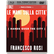Produktbilde for Hands Over The City (UK-import) (Blu-ray + DVD)