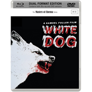 Produktbilde for White Dog (UK-import) (Blu-ray + DVD)