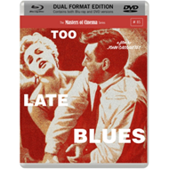 Produktbilde for Too Late Blues (UK-import) (Blu-ray + DVD)