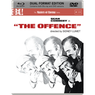 Produktbilde for The Offence (UK-import) (Blu-ray + DVD)