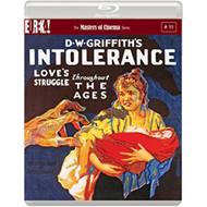 Produktbilde for Intolerance (UK-import) (BLU-RAY)