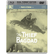 Produktbilde for The Thief Of Bagdad (UK-import) (Blu-ray + DVD)