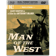 Produktbilde for Man Of The West (UK-import) (Blu-ray + DVD)