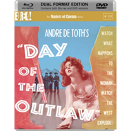 Produktbilde for Day Of The Outlaw (UK-import) (Blu-ray + DVD)