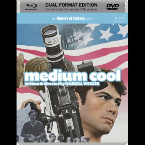 Medium Cool Uk Import Blu Ray Dvd