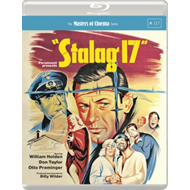Produktbilde for Stalag 17 (UK-import) (BLU-RAY)