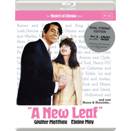 Produktbilde for A New Leaf (1971) - The Masters Of Cinema Series (UK-import) (Blu-ray + DVD)