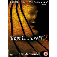 Produktbilde for Jeepers Creepers 2 (UK-import) (DVD)