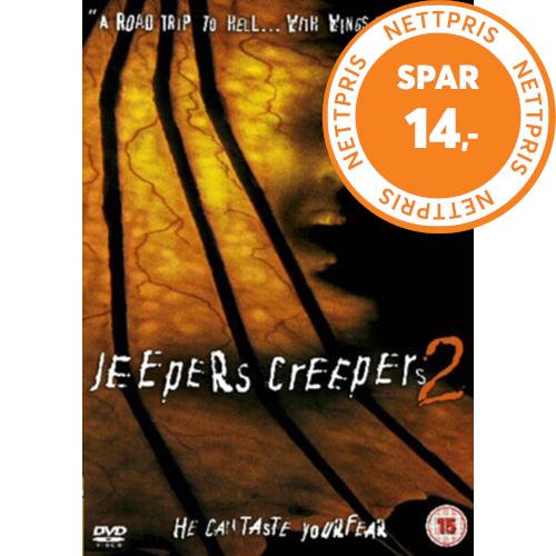 Jeepers Creepers 2 (UK-import) (DVD)