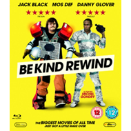Produktbilde for Be Kind Rewind (UK-import) (BLU-RAY)