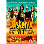 Produktbilde for Asterix At The Olympic Games (UK-import) (DVD)