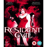 Produktbilde for Resident Evil (UK-import) (BLU-RAY)