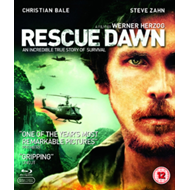 Produktbilde for Rescue Dawn (UK-import) (BLU-RAY)