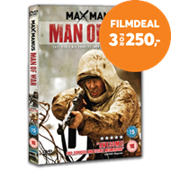 Produktbilde for Max Manus (m/Engelske Undertekster) (UK-import) (DVD)