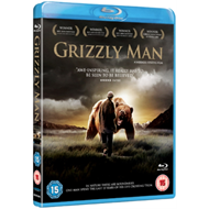 Produktbilde for Grizzly Man (UK-import) (BLU-RAY)