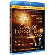 Produktbilde for Cave Of Forgotten Dreams (UK-import) (Blu-ray 3D + Blu-ray)
