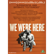 Produktbilde for We Were Here (UK-import) (DVD)