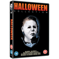 Produktbilde for Halloween 1 - 5 Collection (UK-import) (DVD)