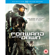 Produktbilde for Halo 4 - Forward Unto Dawn - Deluxe Edition (UK-import) (Blu-ray + DVD)