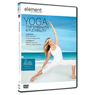 Produktbilde for Yoga For Strength And Flexibility (UK-import) (DVD)