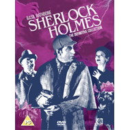 Produktbilde for Sherlock Holmes - The Definitive Collection (UK-import) (DVD)