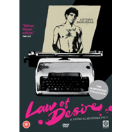 Produktbilde for Law Of Desire (UK-import) (DVD)