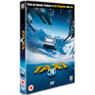 Produktbilde for Taxi 3 (UK-import) (DVD)