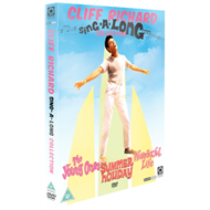 Produktbilde for Cliff Richard Sing-A-long Collection (UK-import) (DVD)