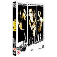 Produktbilde for The Driver (UK-import) (DVD)